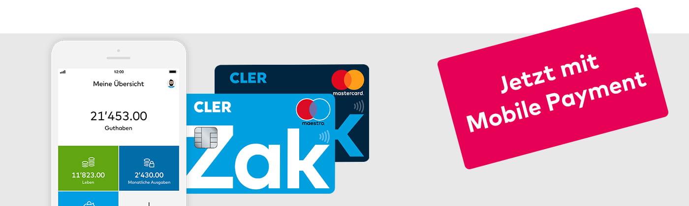 Zak - Bank Cler